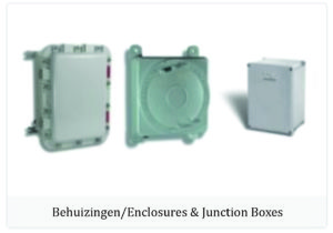 Behuizingen Enclosures & Junction Boxen