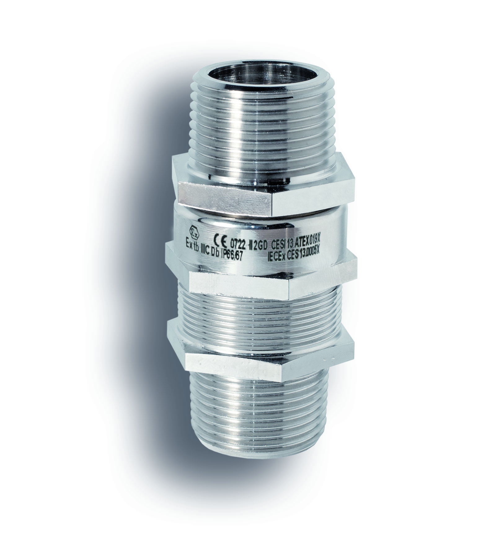 Non Armoured Cable : Revn cable glands for non armoured cables with a male